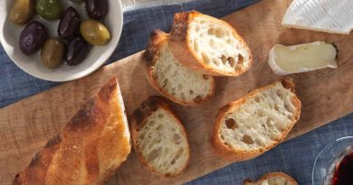 "LEARN HOW TO MAKE YOUR HOMEMADE ""BAGUETTE"" BREAD WITH PAOLO SARI"