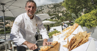 STARRED BIO CHEF PAOLO SARI TALKS ON TRADITIONAL FOODS & BREADS