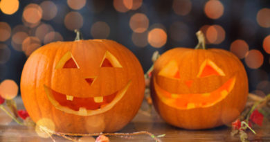 WAITING FOR HALLOWEEN HERE SOME EVENTS NOT TO BE MISSED!