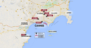 """25thANNIVERSARY OF THE """"FIRSTCLASS AGENCY/FIRSTCLASS EVENTS"""" IN CANNES, FRANCE"""