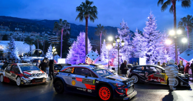 SOME ESSENTIAL WINTER EVENTS IN MONTECARLO